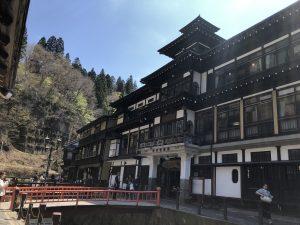 銀山温泉(3)