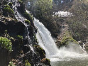 白銀の滝(2)